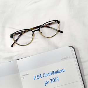 HSA Contributions for 2019